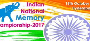 Indian National Open Memory Championship-2017