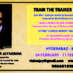 Become a Licensed Trainer in Memory – Train the Trainer